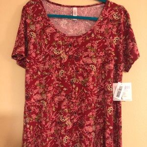 Lularoe Classic T size L, new with tags